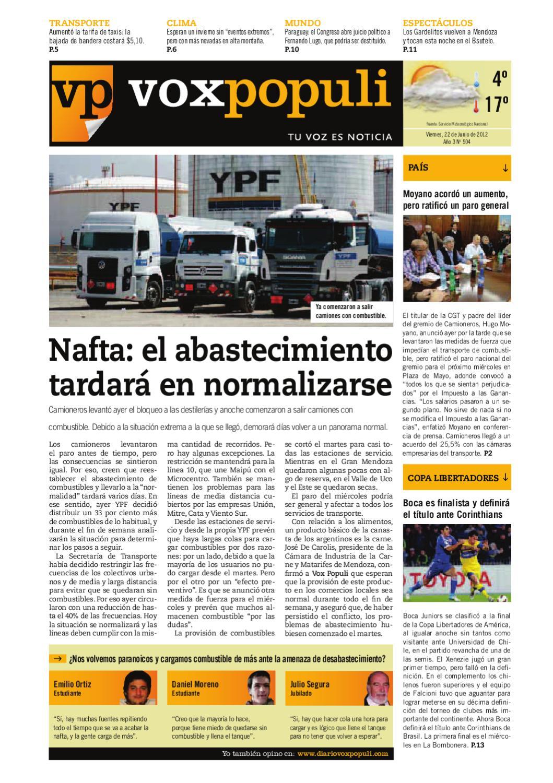 Diario Vp By Vox Populi Issuu