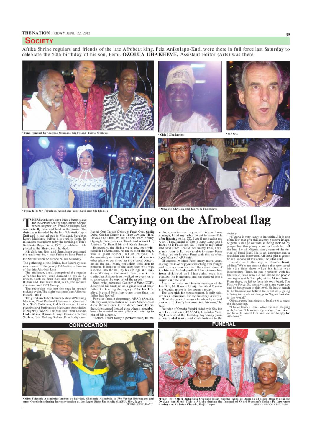 The Nation June 22, 2012 by The Nation - issuu