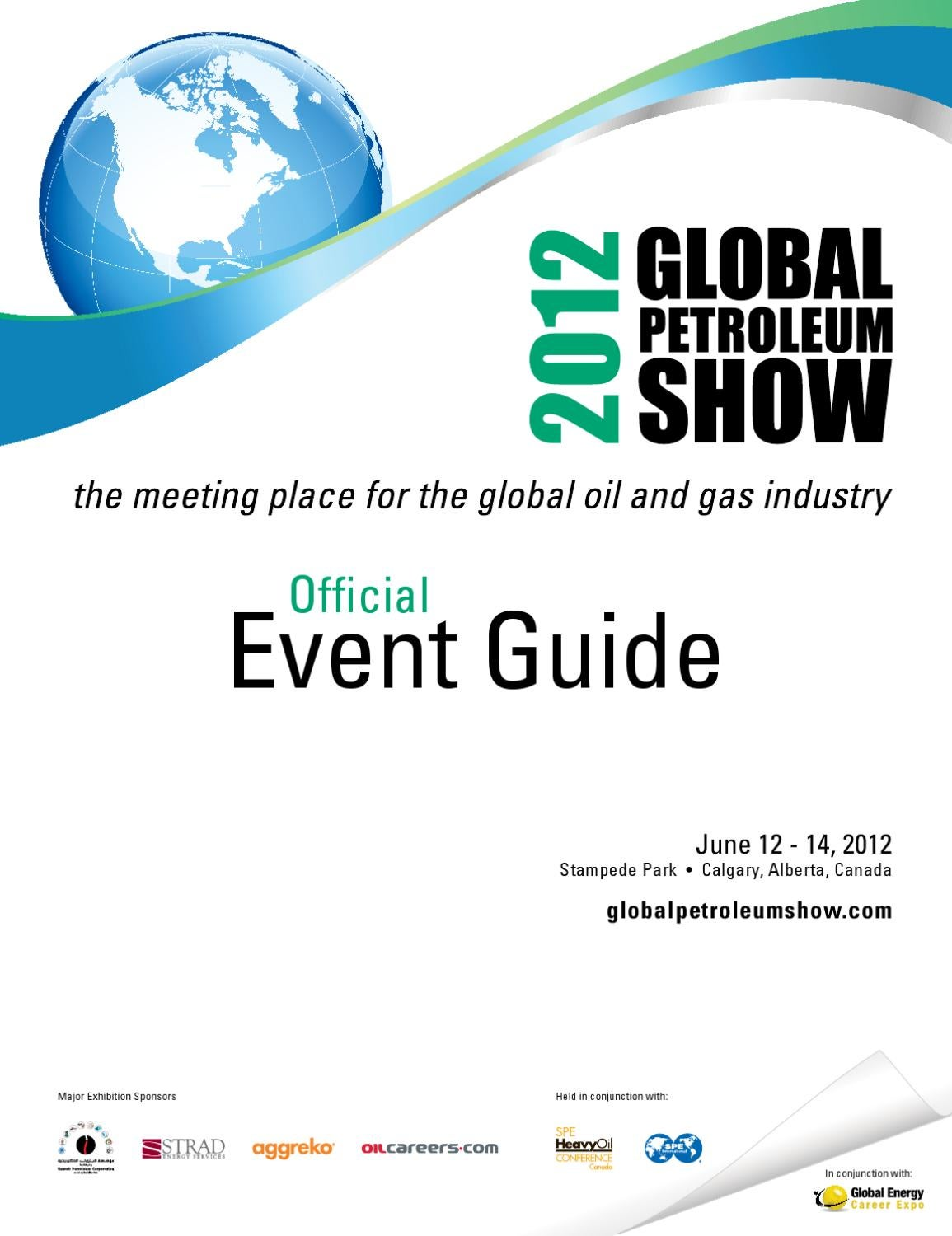 Global Petroleum Show 2012 Event Guide By Dmg Events Issuu Apex Ld 4088 Power Wiring Diagram