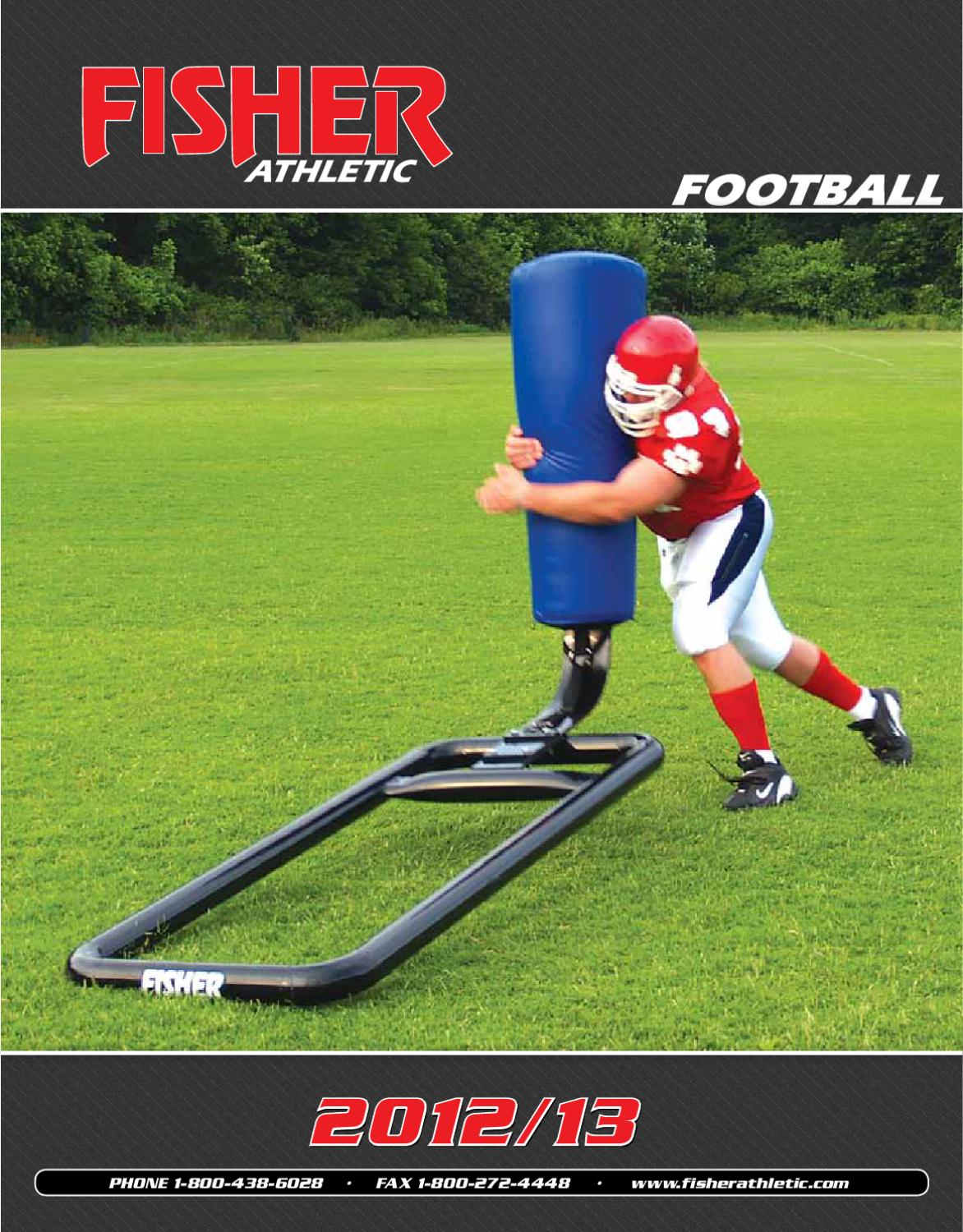 8a4c66c0b 2012-13 Fisher Football Catalog by Fisher Athletic - issuu