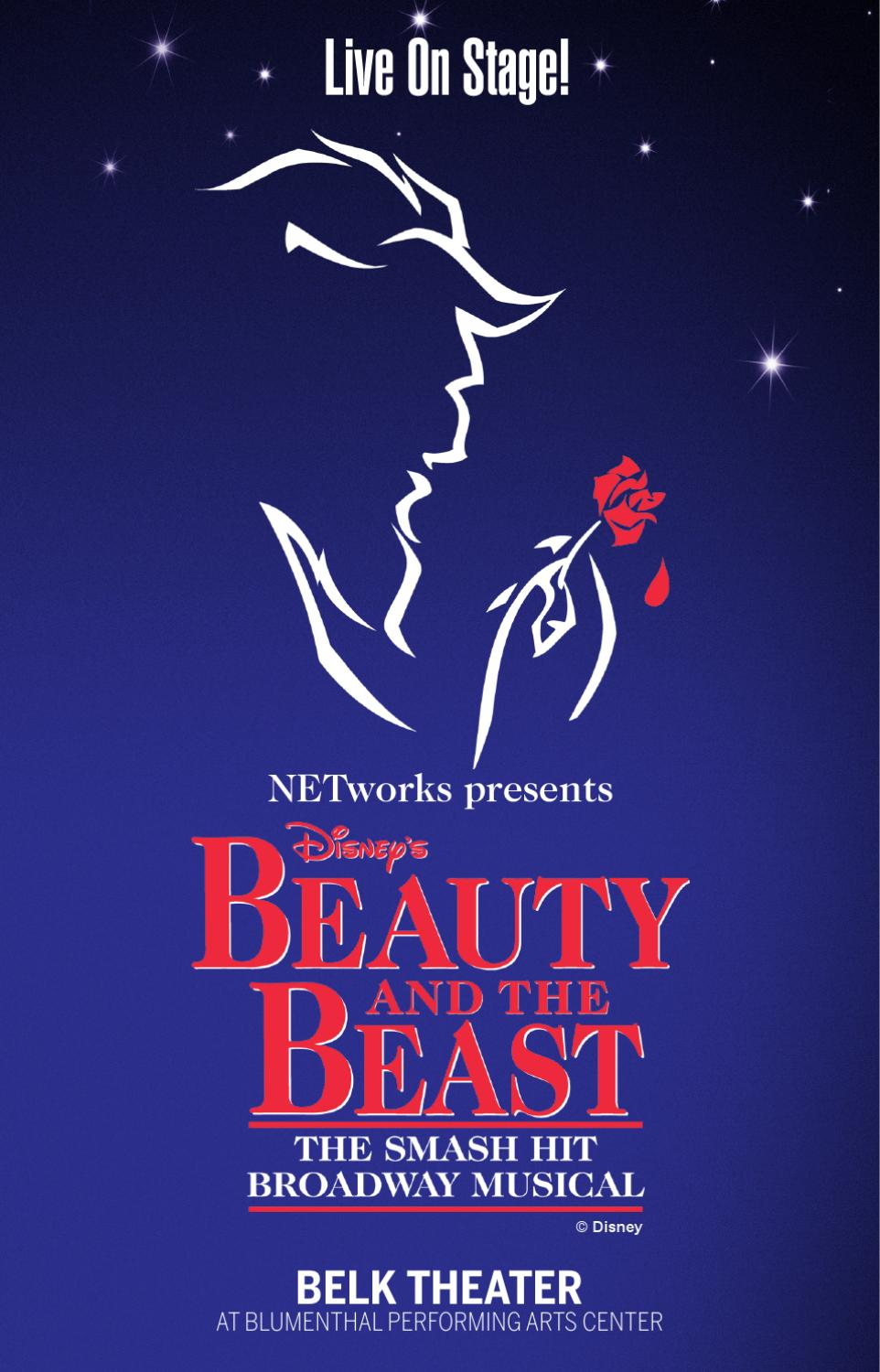 b38b45985ca4b Disney s Beauty And The Beast playbill by Blumenthal Performing Arts - issuu