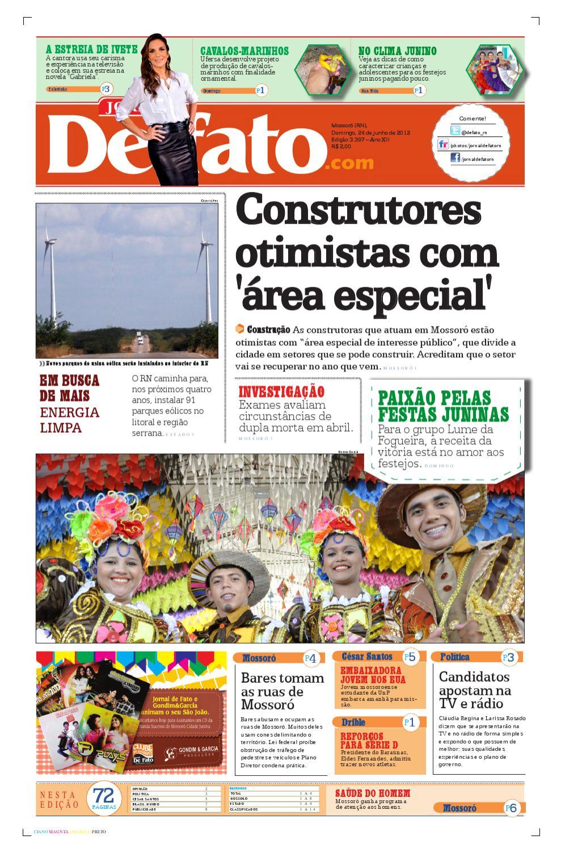 e505ca5cc0 Jornal de Fato by Jornal de Fato - issuu