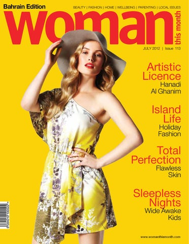 ca617886ce6 Woman This Month - July 2012 by Red House Marketing - issuu