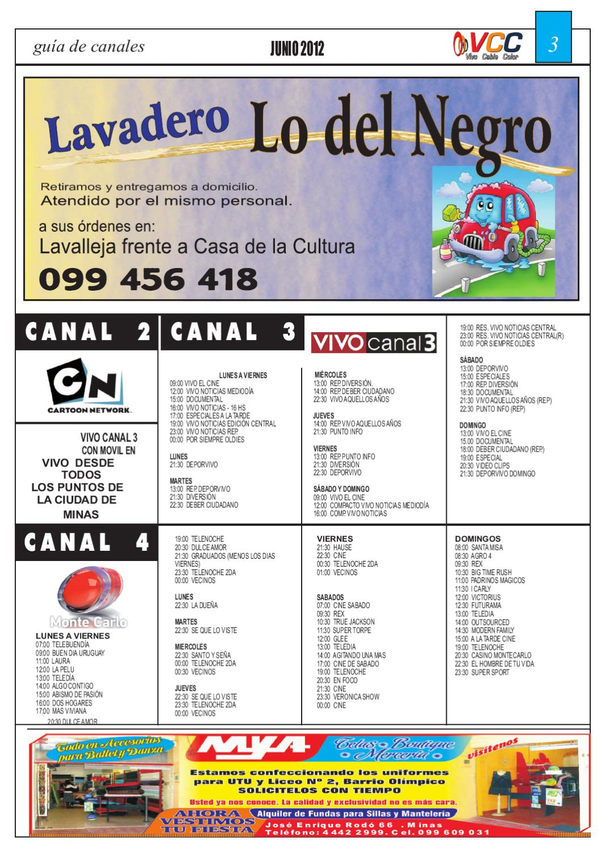 Revista VCC Junio by Vivo Cable Color - issuu