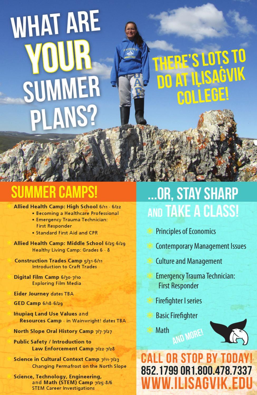 Ilisagvik Sounder Summer 12 -3 by Ilisagvik College - issuu