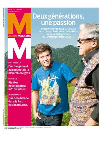 7259e48a1a8d4 Migros-Magazin-26-2012-f-AA by Migros-Genossenschafts-Bund - issuu