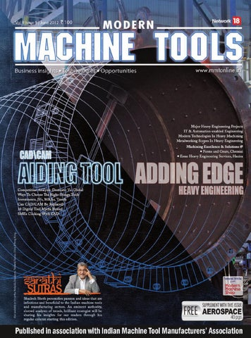 Modern Machine Tools - June 2012 by Infomedia18 - issuu