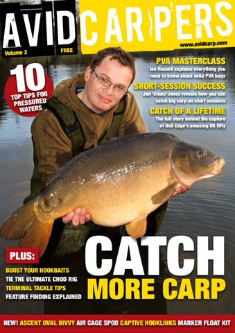 2ce358f5a36 Avid Carpers by Fishing UK - issuu