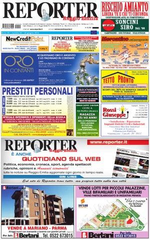 Reporter Annunci 22 giugno 2012 by Reporter - issuu c0917df232f