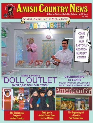 July 2012 Issue Of Amish Country News By Amish Country News Issuu