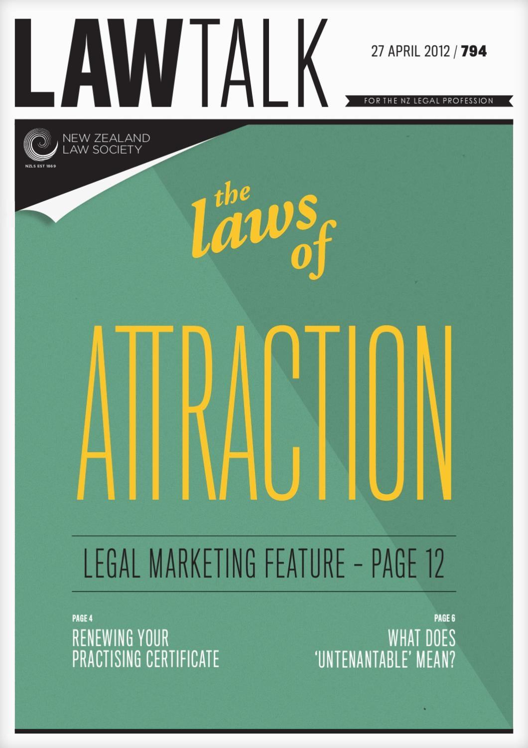 Lawtalk issue 794 by nz law society issuu solutioingenieria Image collections