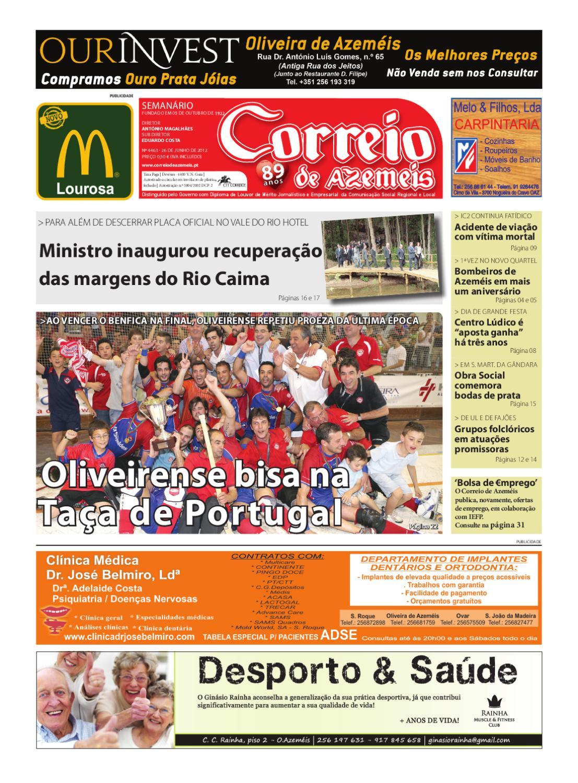 26-06-2012 by Correio de Azeméis - issuu 934290d2e27f7