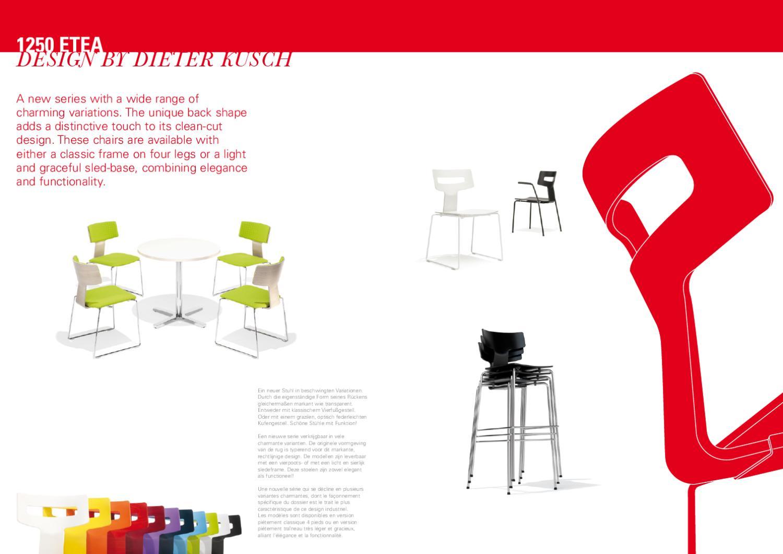 eTea von Kusch und Co by Chairholder GmbH & Co. KG - issuu