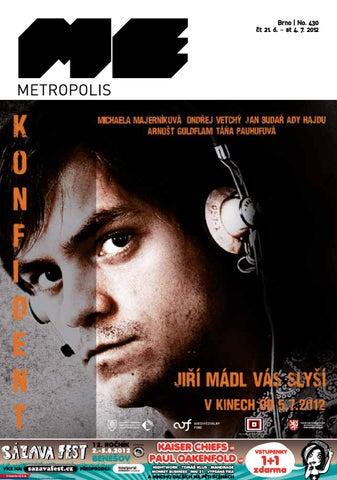 430 magazín Brno by Metropolis Live - issuu 8699c4feb0