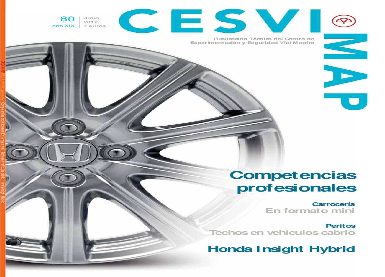 Revista CESVIMAP 80 by CESVIMAP - issuu