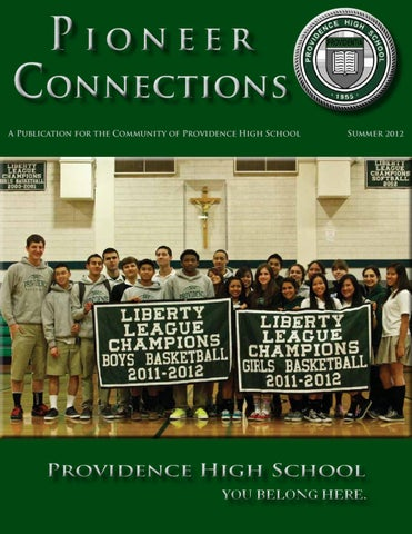 Providence High School Summer Newsletter by Providence Health ...