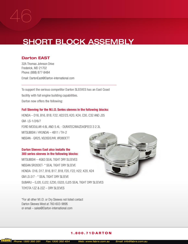 2012 Darton Catalog by Fabre Australia - issuu