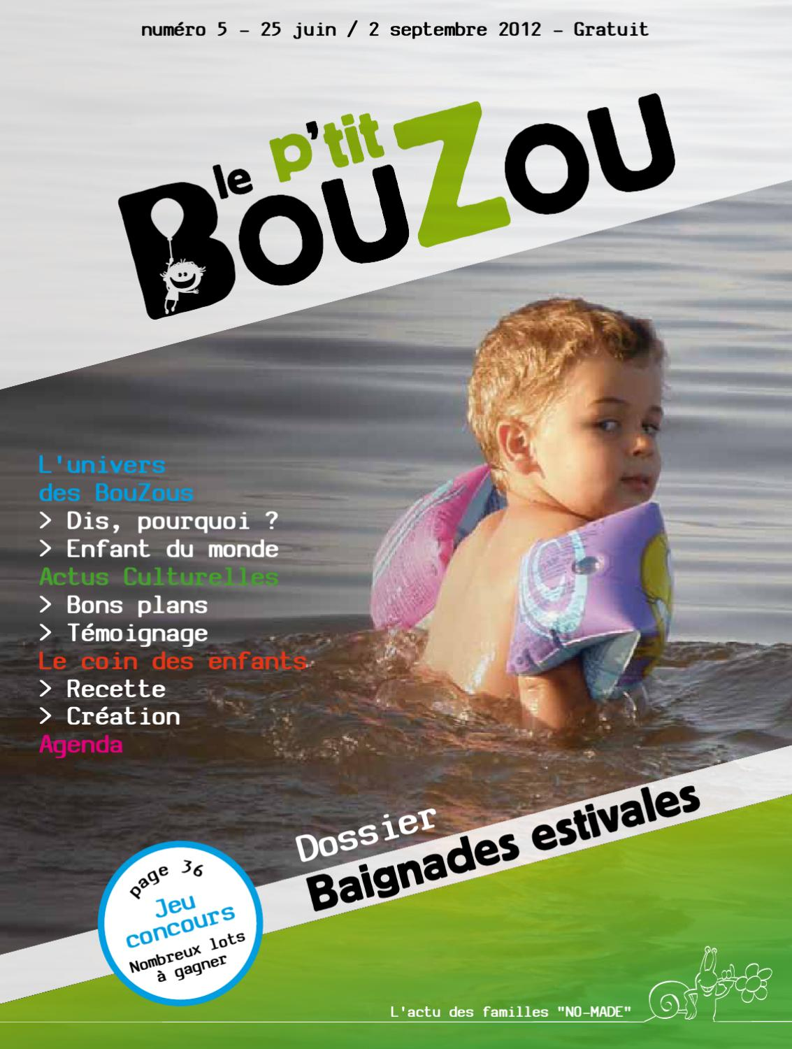 Le P tit BouZou N°5 by Octopus Communication - issuu a39bf5b1992a