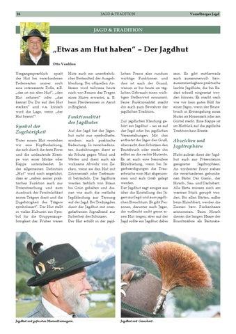 Vorarlberger Jagdzeitung Juli August 2012 By Vorarlberger