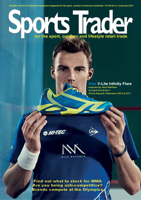 cf71af1be61 Sports Trader June July 2012 by Nelle du Toit - issuu