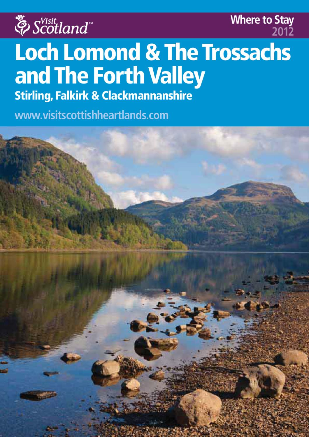 Loch Lomond, The Trossachs and The Forth Valley by Plan B Scotland ...