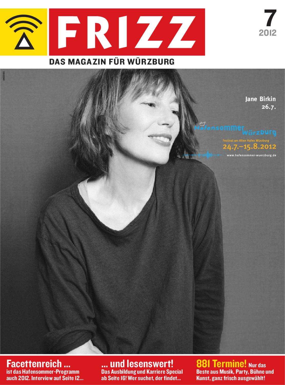 frizz w rzburg 07 12 by frizz das magazin w rzburg issuu. Black Bedroom Furniture Sets. Home Design Ideas