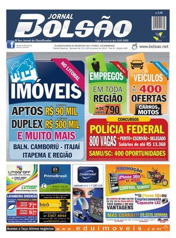 Edição 469 by Bolsão Jornal - issuu 4b6d39e9655a1