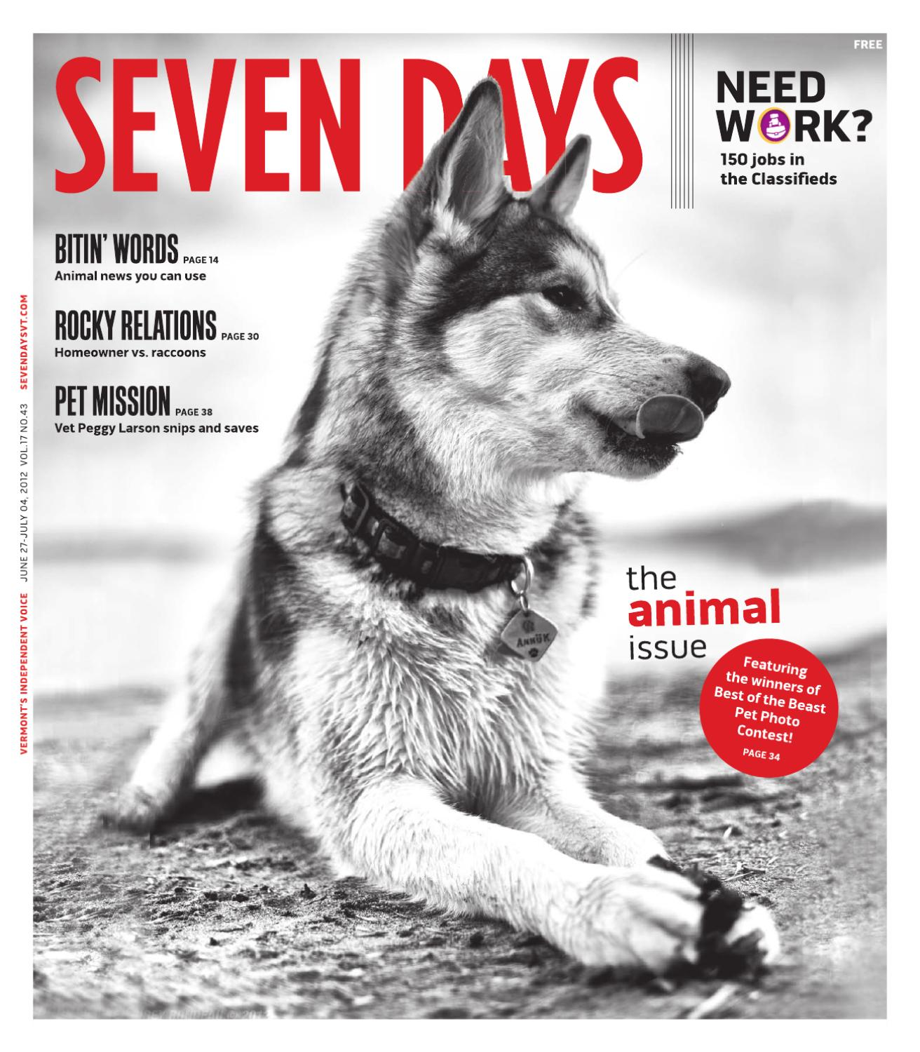seven days the animal issue 06 27 12 by seven days issuu