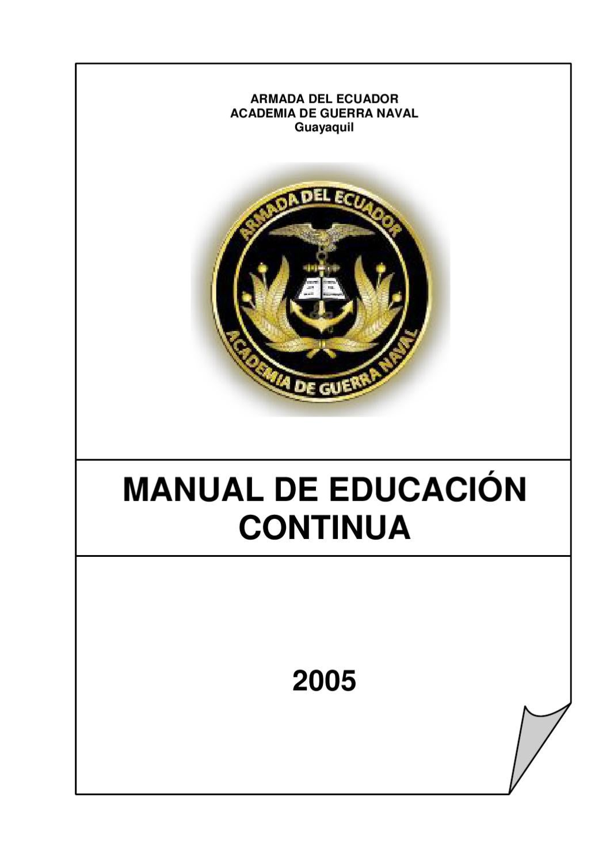 Manual Educación a Distancia AGUENA by aguena aguena - issuu