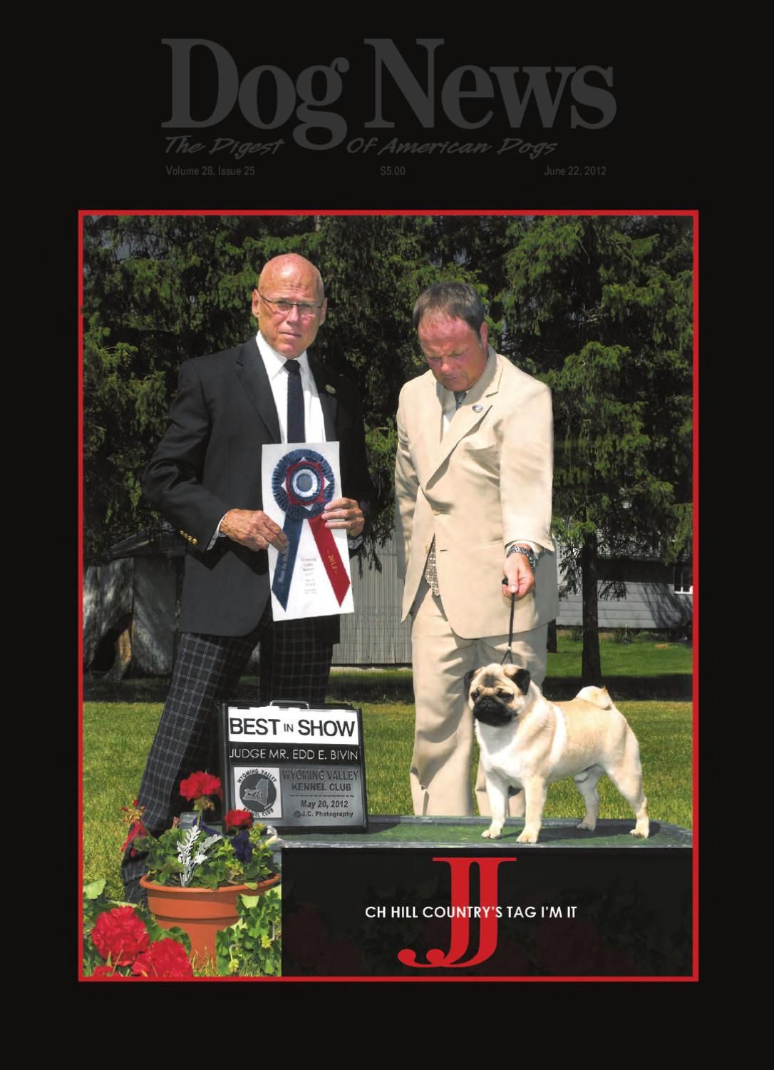Dog News June 22 2012 by