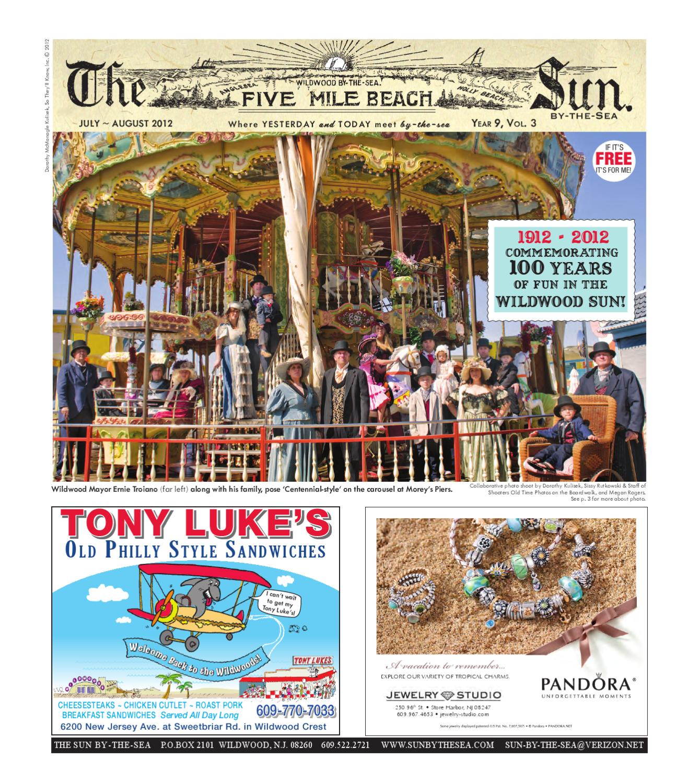 100 Years of Fun in the Wildwood Sun by The Sun by-the-sea
