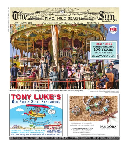 fa15b60bc7af3d 100 Years of Fun in the Wildwood Sun by The Sun by-the-sea - issuu