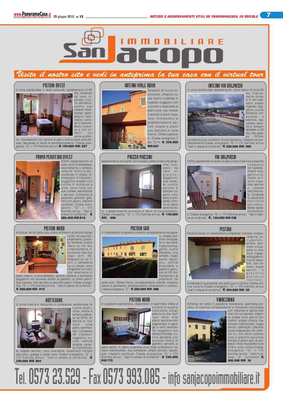 Panoramacasa Pistoia 2012 13 Del 29 06 2012 By Edizioni