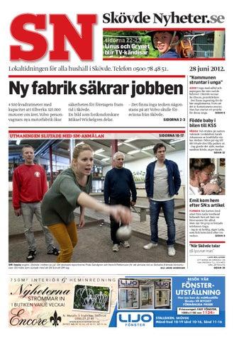 Skövde Nyheter.se Linus och Grynet blir TV-kändisar e2354287c02d2