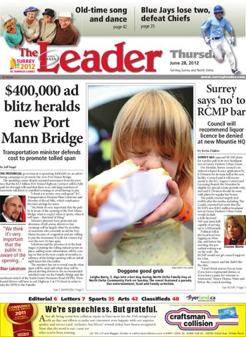 Surrey north delta leader june 28 2012 by black press issuu page 1 fandeluxe Images