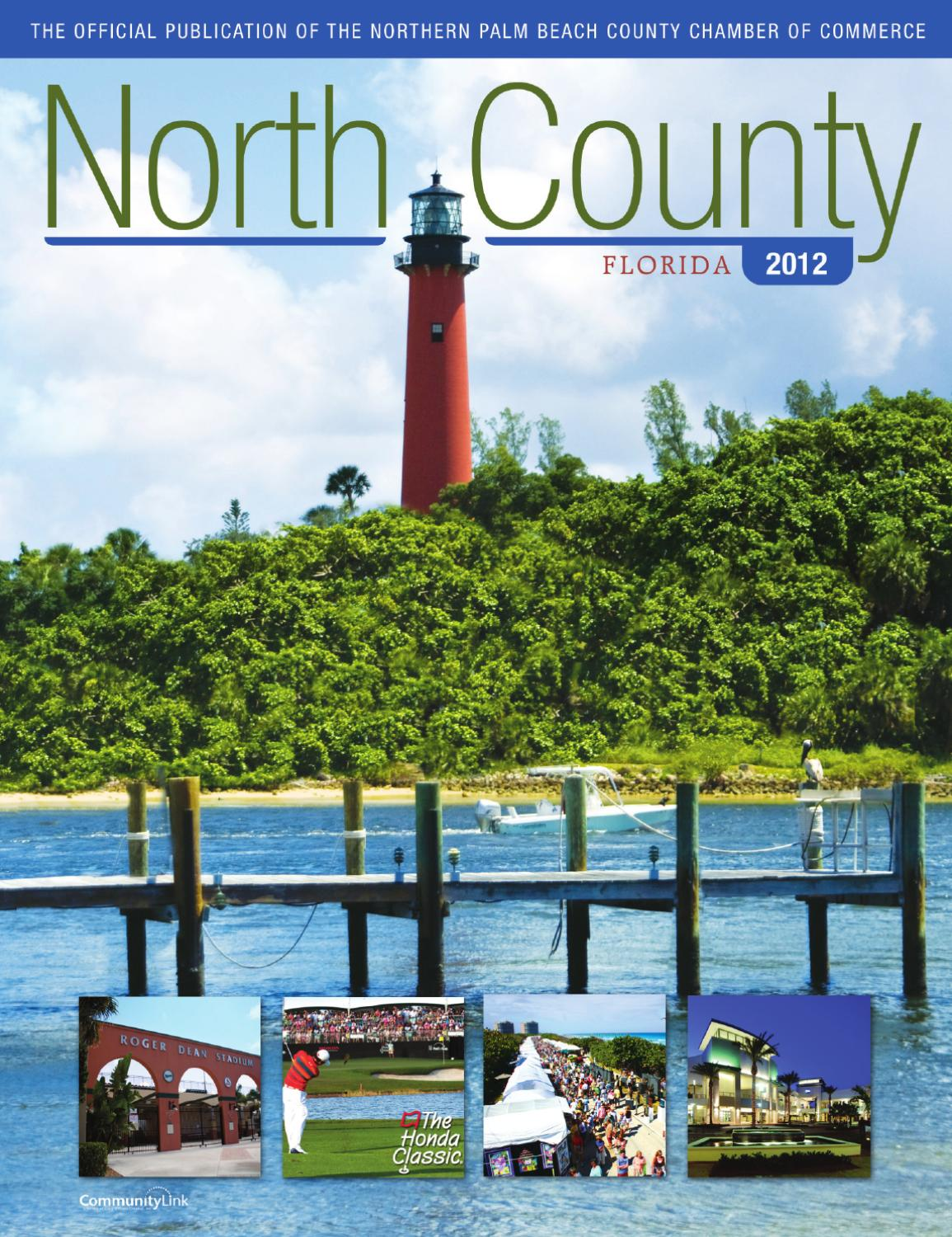 Northern Palm Beach County, Florida 2012 Community Profile by Tivoli ...