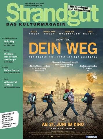 Strandgut Kulturmagazin 6 2012 By Strandgut Kulturmagazin Issuu