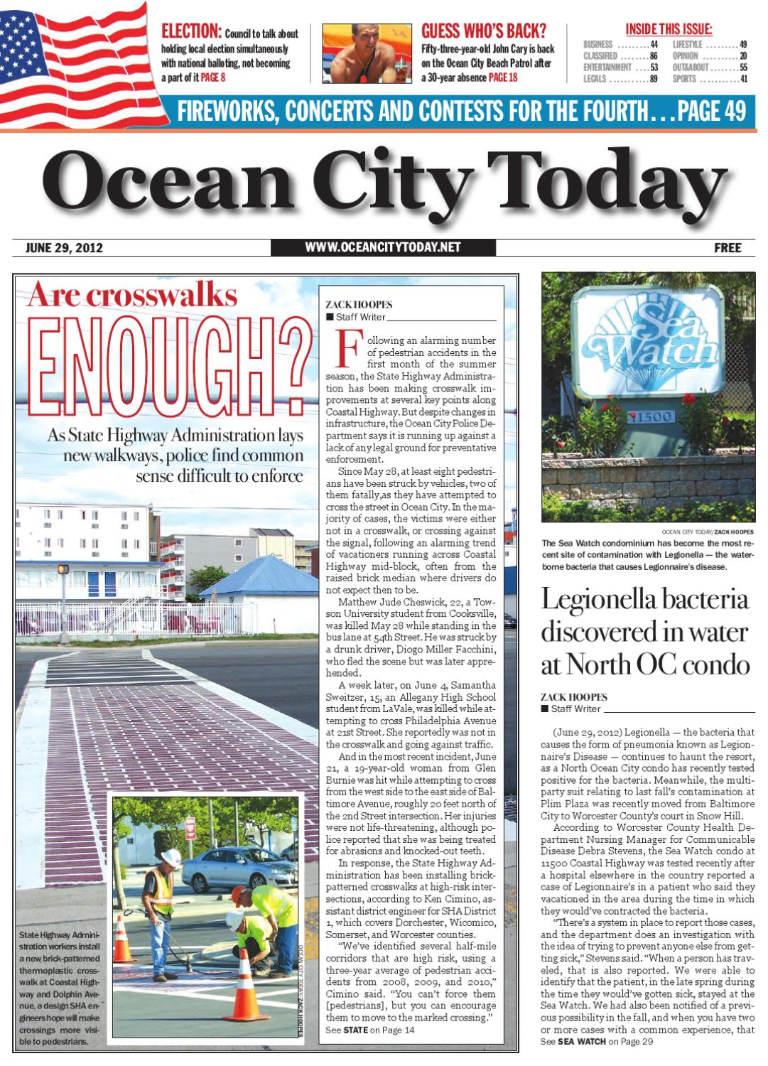 466e7ce4f396 Ocean City Today by ocean city today - issuu