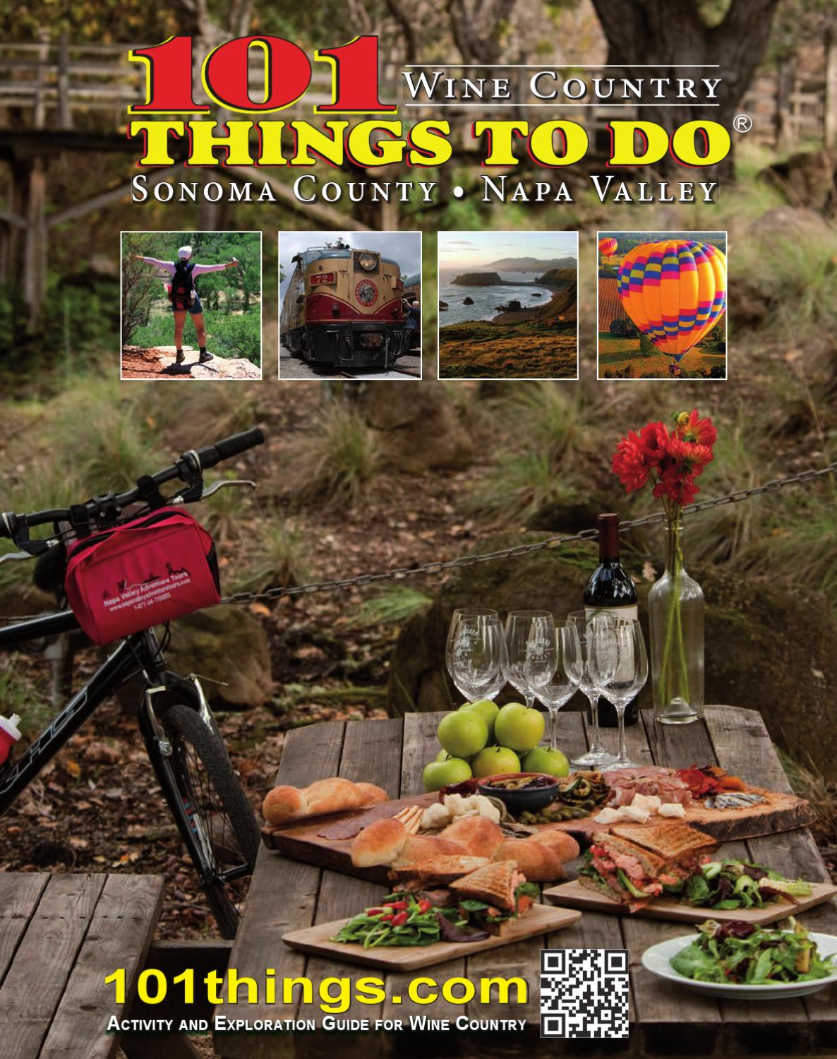 101 Things To Do Wine Country by 101 Things To Do Publications - issuu