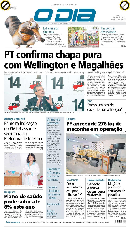 c4e6727595 JORNAL O DIA by Jornal O Dia - issuu