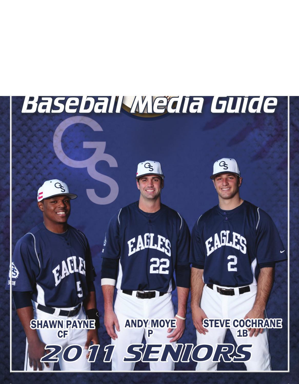 820d241f5 2011 Georgia Southern Baseball Media Guide by Georgia Southern Athletics -  issuu