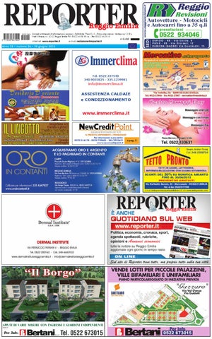 Reporter Annunci 29 giugno 2012 by Reporter - issuu c9377fc0c65