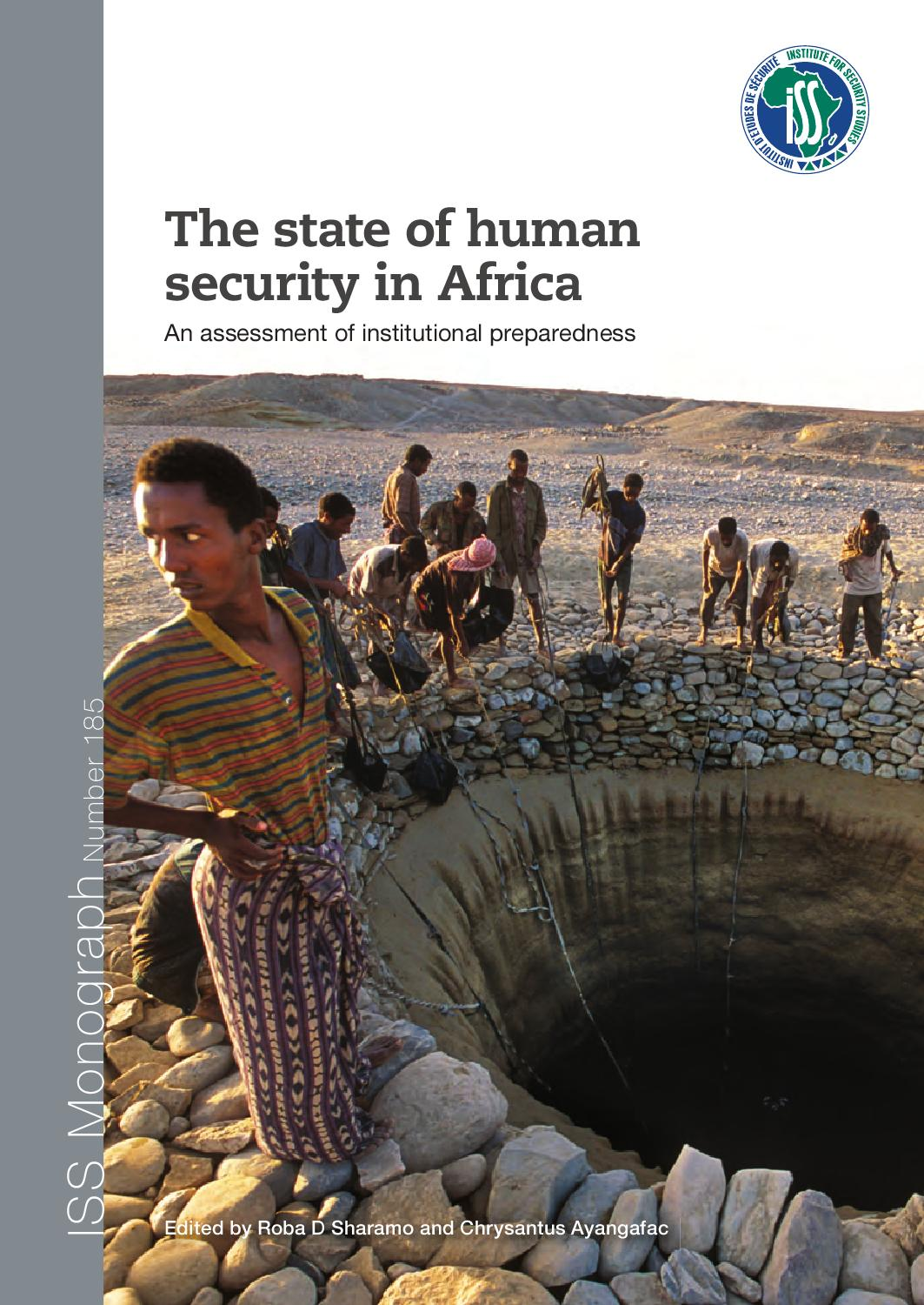 The state of human security in Africa: An assessment of