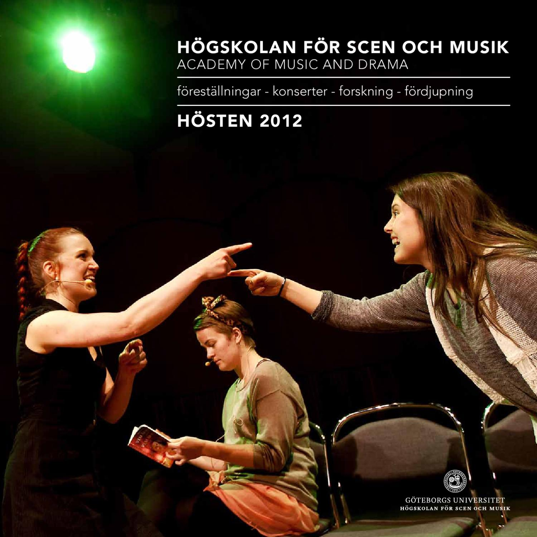 artisten göteborg opera