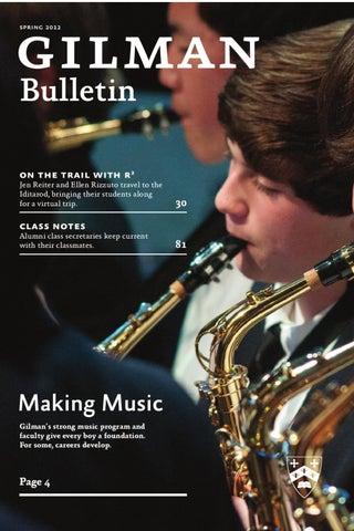 c8ea828cbd Gilman Bulletin Spring 2012 by Gilman School - issuu