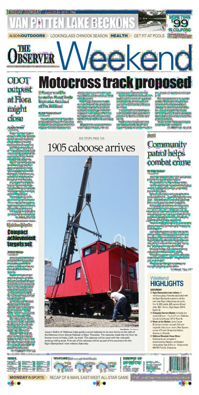 LA GRANDE OBSERVER_06 22 12 By NorthEast Oregon News   Issuu