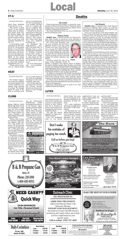 Daily Corinthian E Edition By Daily Corinthian Issuu