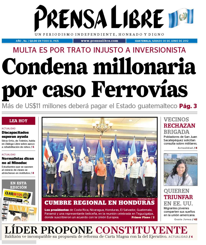 PDF,30062012 by Prensa Libre - issuu