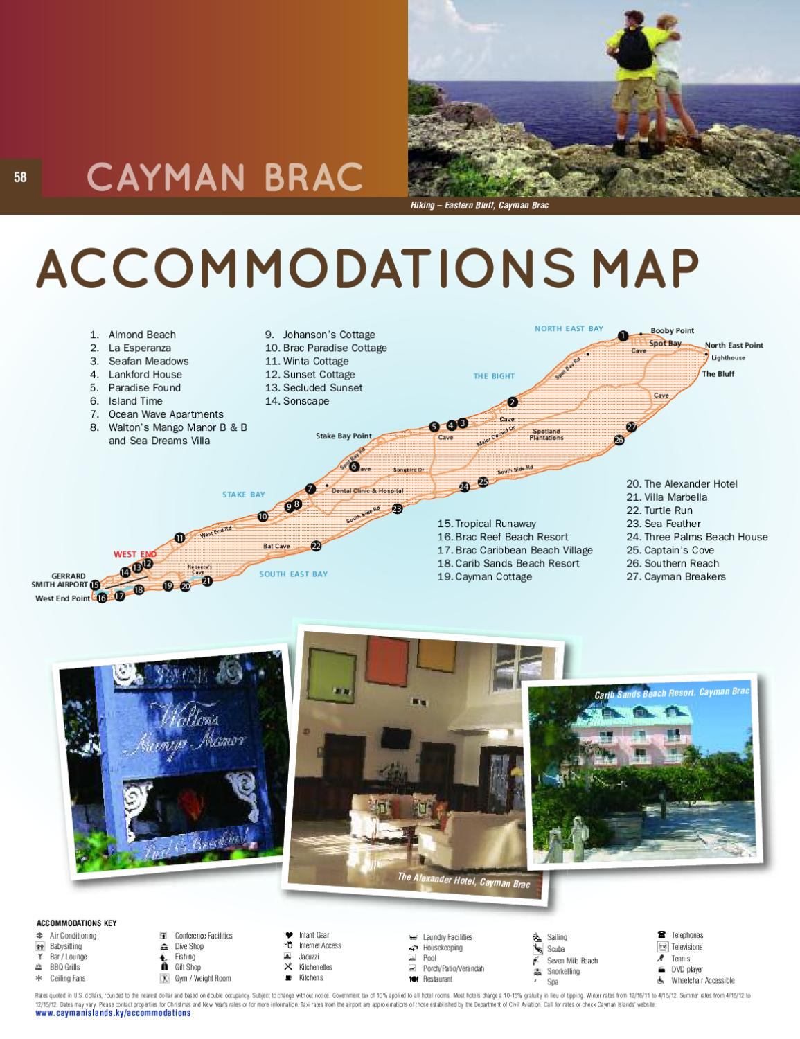 Cayman Islands Travel Planner 2017 By