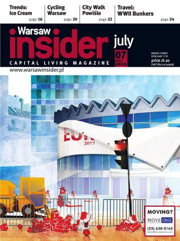 Warsaw Insider July 2012 191 By Valkea Media Pro Issuu
